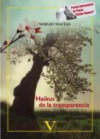 HAIKUS DE LA TRANSPARENCIA (Poesía)