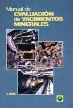 MANUAL DE EVALUACION DE YACIMIENTOS