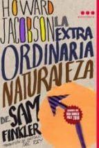 LA EXTRAORDINARIA NATURALEZA DE SAM FINKLER