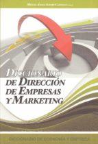 DICCIONARIO DE DIRECCIÓN DE EMPRESAS Y MARKETING (EBOOK)