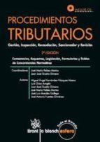 PROCEDIMIENTOS TRIBUTARIOS (EBOOK)