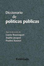 Diccionario De Políticas Públicas