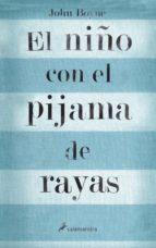 El niño con el pijama de rayas (Novela)