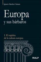EUROPA Y SUS BÁRBAROS (EBOOK)