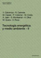 TECNOLOGIA Y MEDIO AMBIENTE 2