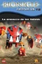 La amenaza de los Bohrok (Bionicle Crónicas)
