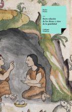 BREVE RELACIÓN DE LOS DIOSES Y RITOS DE LA GENTILIDAD (EBOOK)