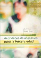 ACTIVIDADES DE ANIMACIÓN PARA LA TERCERA EDAD (EBOOK)