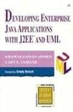 Developping Enterprise Java Applications (Object Technology Series)