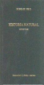 HISTORIA NATURAL: LIBROS VII-XI
