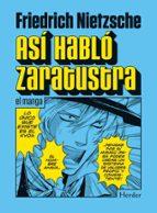 Así habló Zaratustra: el manga