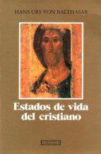 Estados de vida del cristiano (Ensayo)