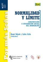 NORMALIDAD Y LÍMITE (EBOOK)