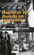 NOMBRAR EL MUNDO EN FEMENINO (EBOOK)