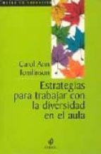 estrategias para trabajar con la diversidad en el aula carol ann tomlinson 9789501255096