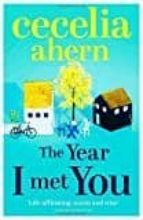 the year i met you-cecelia ahern-9780007501793