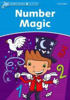 dolphin readers: level 1: 275 word vocabulary number magic 9780194400893