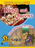 macmillan childern´s readers: 3 kings and queens-9780230443693