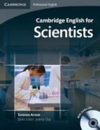 cambridge english for scientists student s book with audio cds (2) (cambridge professional english) 9780521154093