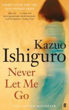 never let me go kazuo ishiguro 9780571258093