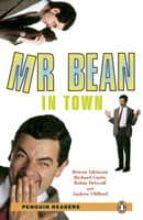 penguin readers level 2: mr bean in town (libro + cd) 9781405878593