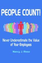 people count! (ebook)-nancy j. riesz-9781483543093