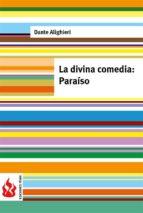 La divina comedia. Paraíso: (low cost). Edición limitada (Ediciones Fénix)