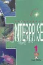 El libro de Enterprise 1. student s book autor VIRGINIA EVANS TXT!