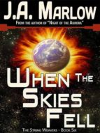 When the Skies Fell (The String Weavers - Book 6) (English Edition)