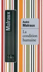 la condition humaine (avec un marque-page en métal ciselé)-andre malraux-9782070444793