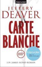 carte blanche jeffery deaver 9783442378593