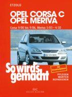 OPEL CORSA C 9/00 BIS 9/06