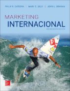 marketing internacional philip r. cateora 9786071512093