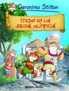 (pe) comic stilton 10: stilton en los juegos olimpicos-geronimo stilton-9788408005193