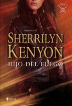 la liga nº 2: hijo de fuego-sherrilyn kenyon-9788408008293