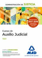 cuerpo de auxilio judicial de la administracion de justicia: test-9788414213193