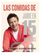 las comidas de jamie en 15 minutos-jamie oliver-9788415541493