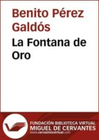 la fontana de oro (ebook)-benito perez galdos-9788415548393