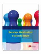 operaciones admininstrativas de recursos humanos pack catalán 201 9788415656593
