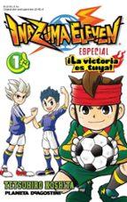 inazuma eleven nº 1 ¡la victoria es tuya! tetsuhiro koshita 9788415866893