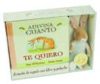 ADIVINA CUANTO TE QUIERO CON PELUCHE - 9788416126293 - SAM MCBRATNEY