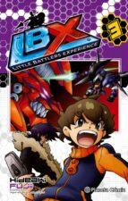 little battlers experience (lbx) nº 03-hideaki fujii-9788416244393