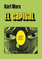 el capital (manga) karl marx 9788416540693