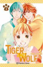tiger and wolf nº 01/06 yoko kamio 9788416889693