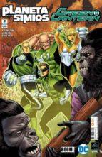 green lantern / el planeta de los simios nº 02 (de 6)-justin jordan-9788417176693