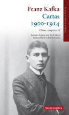cartas (1900 1914): obras completas (vol. iv) franz kafka 9788417355593