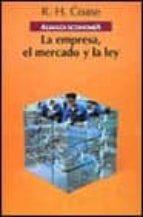 la empresa, el mercado y la ley-r.h. coase-9788420668093