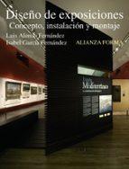 diseño de exposiciones: concepto, instalacion y montaje-luis alonso fernandez-9788420688893