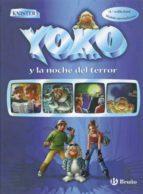 yoko y la noche de terror en clase 9788421693193