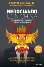 negociando con china-jr. , henry m. paulson-9788423424993